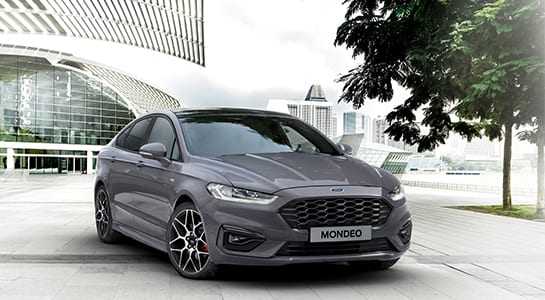 gama ford mondeo
