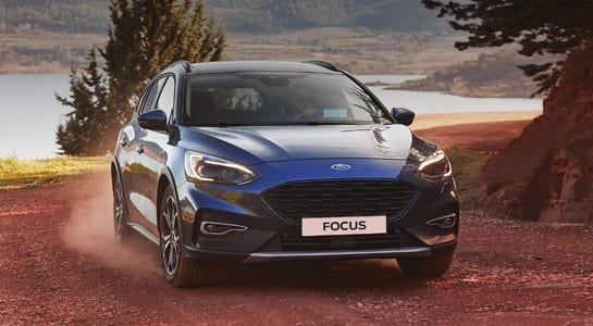 ford focus comerciales
