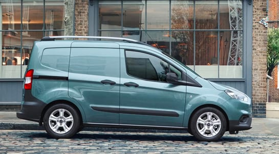 ford comerciales transit