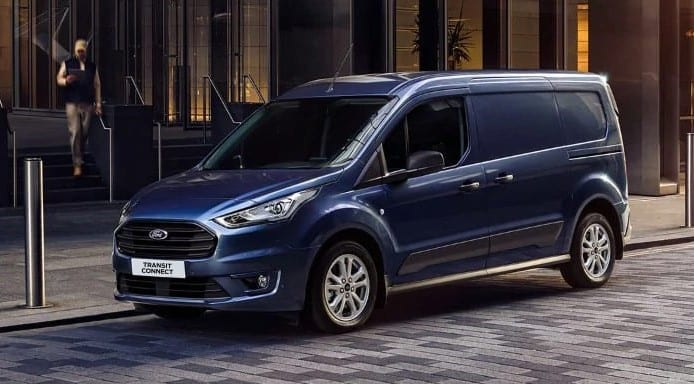 ford transit custom connect