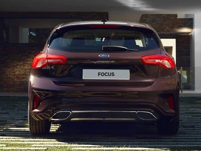 ford focus diseño