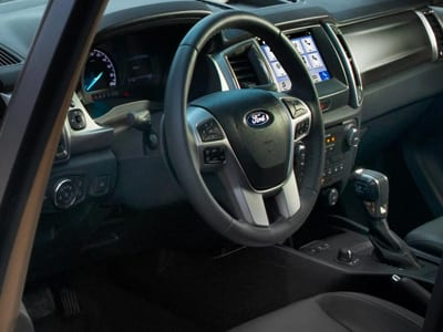 ford ranger equipamiento