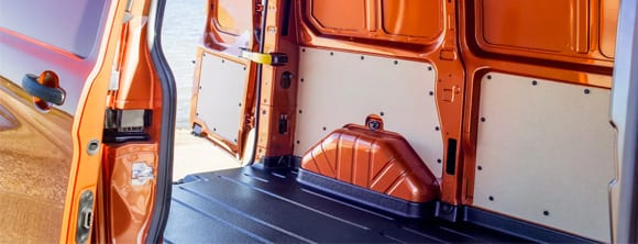 ford transit custom dimensiones