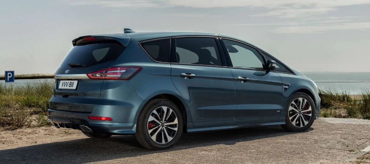 medidas ford s max st line