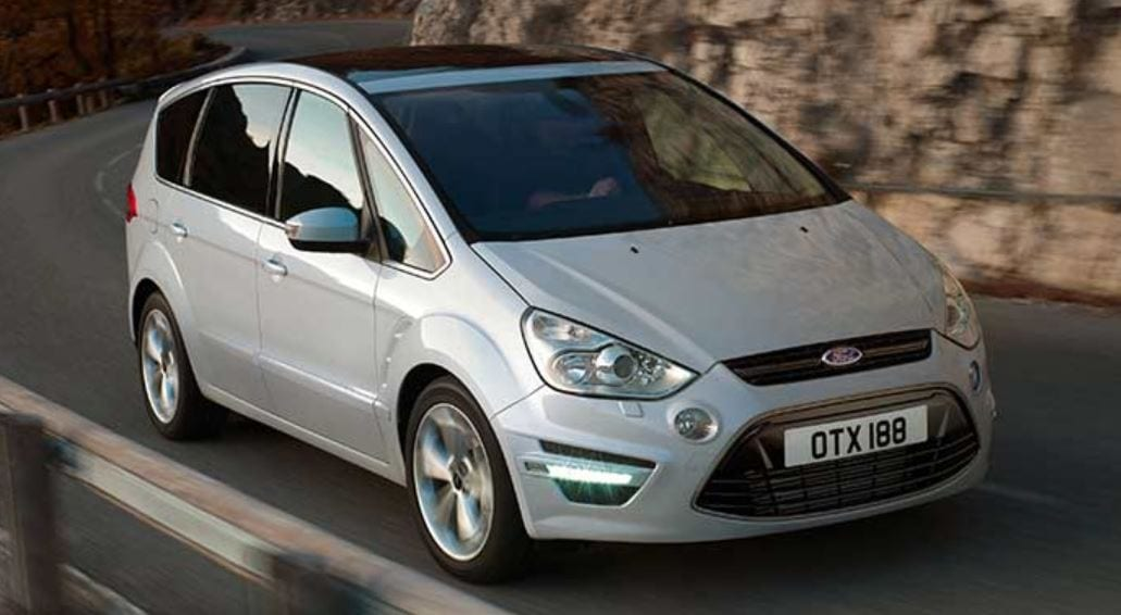 medidas ford s max trend