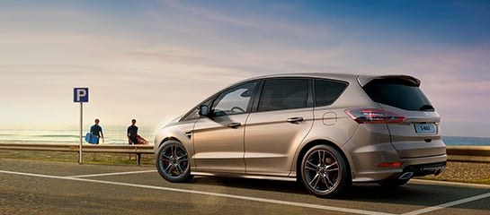 ford s max exterior