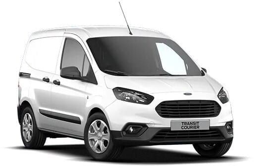 ford transit chasis courier