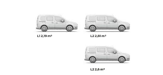 ford transit connect medidas