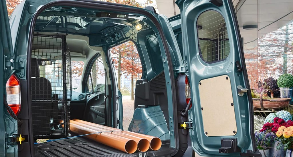 ford transit courier medidas