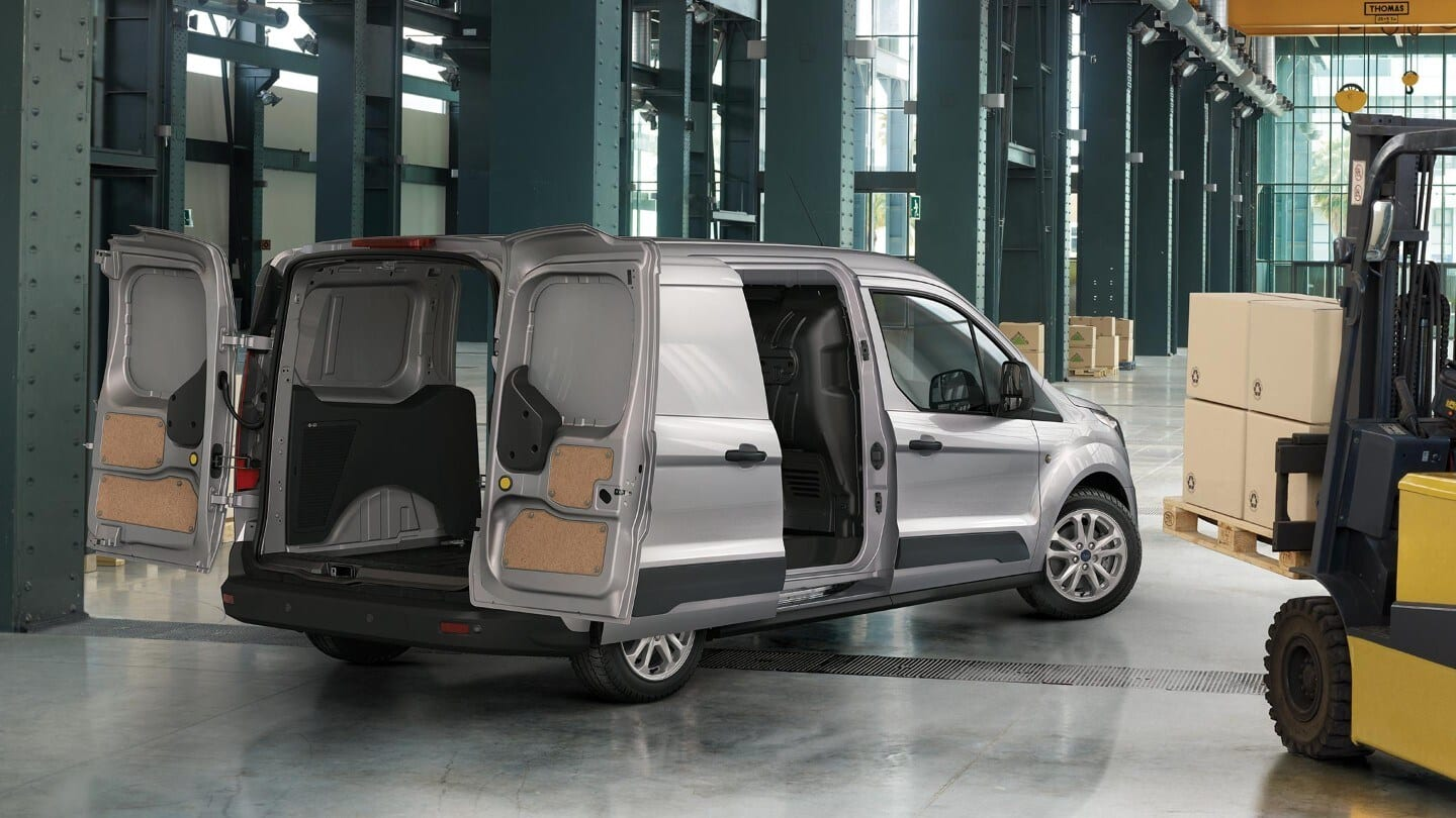 Comprar Ford Transit Connect km 0