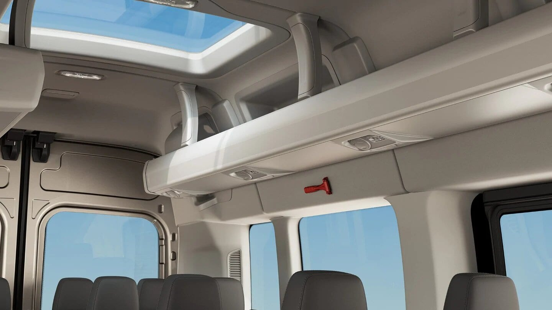comprar-ford-transit-Minibus-diseño