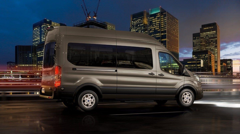 comprar ford transit Minibus segunda mano