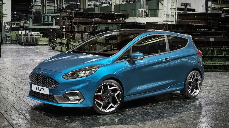 coches electricos ford fiesta