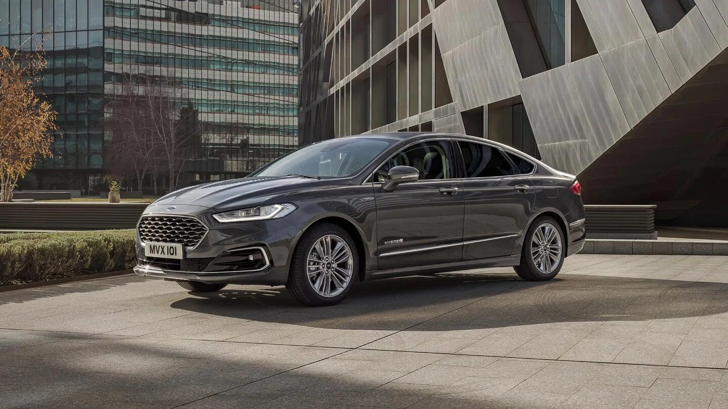 coches electricos ford mondeo
