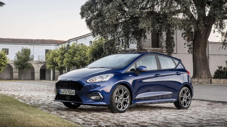 Ford Fiesta comprar
