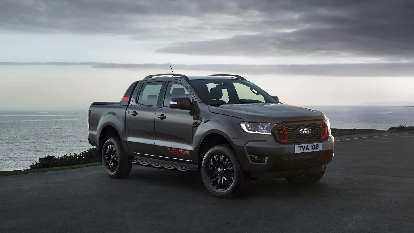 Ford Ranger vehiculo
