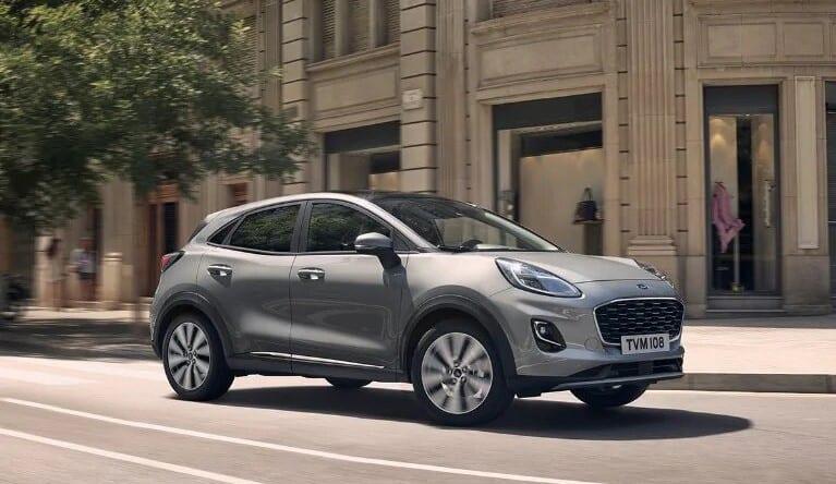 coches eléctricos pequeños ford