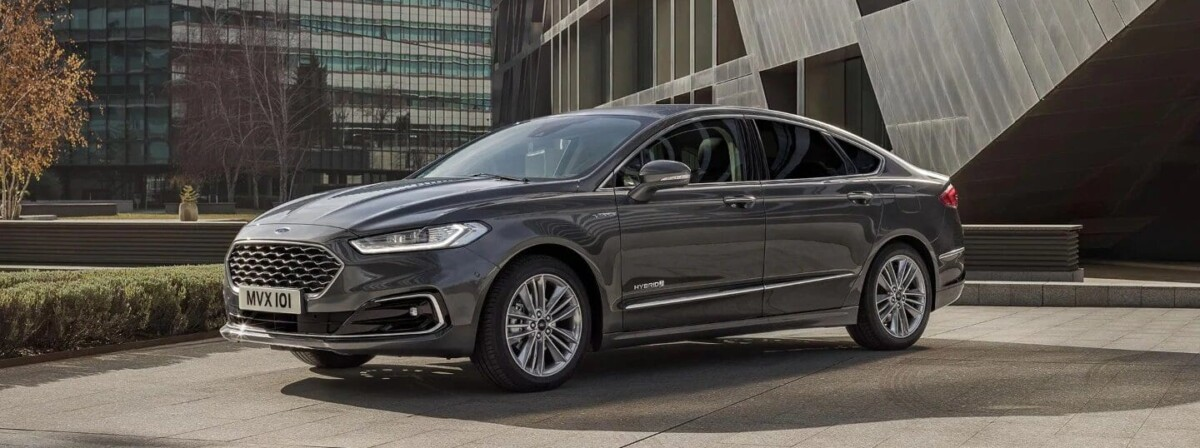 ford mondeo hev romacar