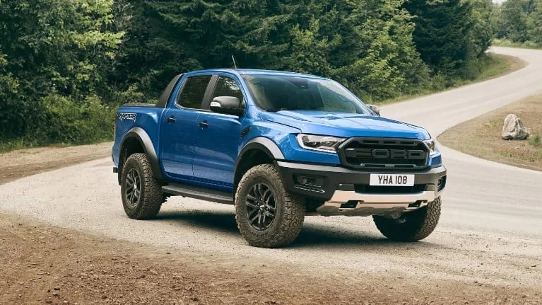 Ford Ranger raptor km0 caracteristicas