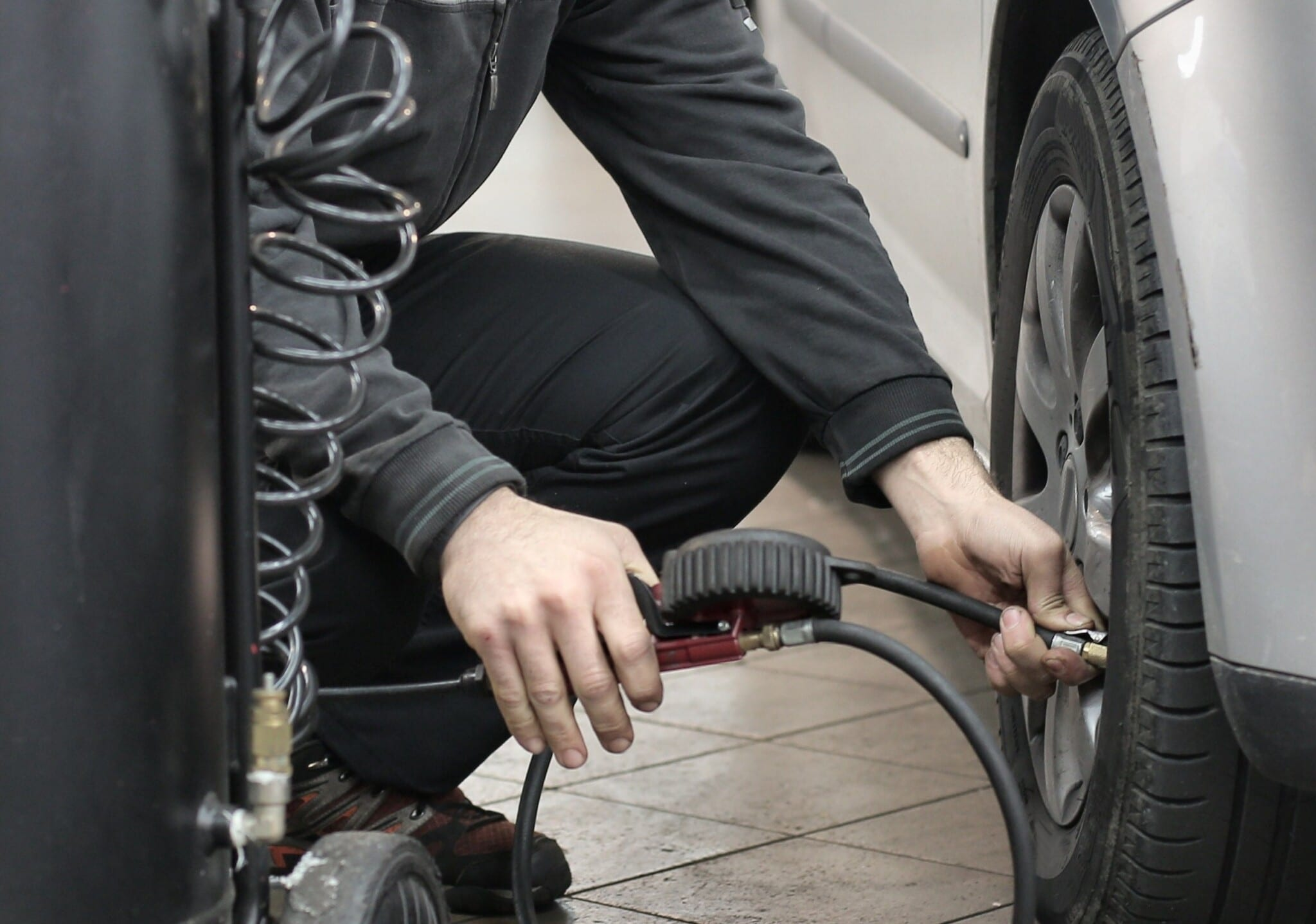 valvula de neumáticos revisión