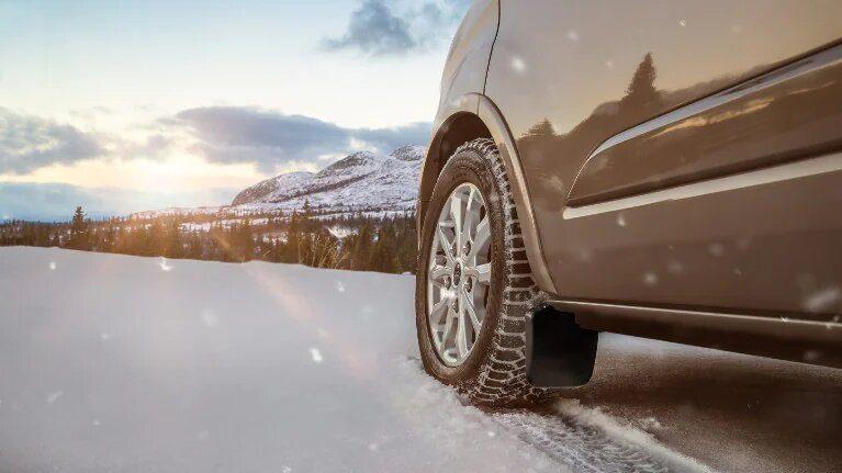 cambio de neumáticos invierno